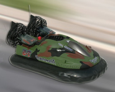 Амфибия CTW Hovercraft T-5 RC (RTR Version) REB586648