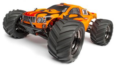 Автомобиль HPI Bullet ST Flux 4WD 1:10 EP 2.4GHz (RTR Version) 101702