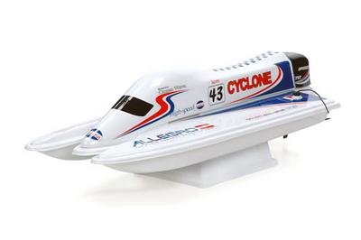 Катамаран CTW NQD Allegro Cyclone 1:25 RC (RTR Version) REB396023 Белый