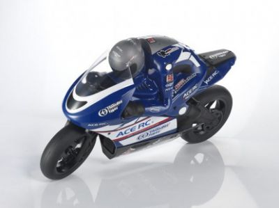 Мотоцикл Thunder Tiger Racing Bike SB5 Brushless 1:5 417 мм 2.4GHz RTR Синий