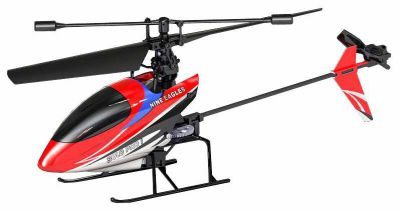Вертолет Nine Eagles Solo PRO I 2.4 GHz (Red RTF Version) (NE R/C 260A) NE30226024215 Красный
