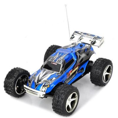 Автомобиль WLtoys Speed Racing 27 MHz 1:32 WLT-2019 Синий