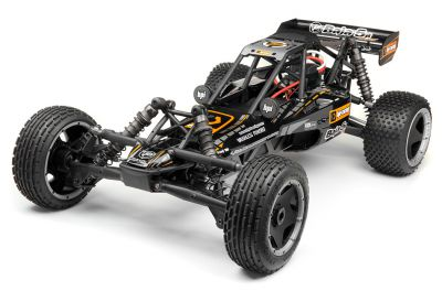 Автомобиль HPI Baja 5B Flux 4WD Baggy 1:5 2.4GHz (RTR Version) HPI107685