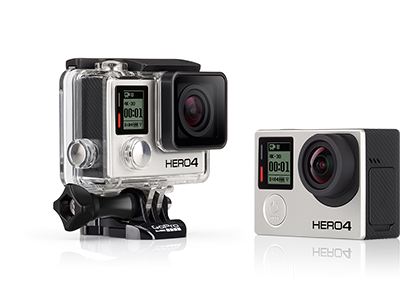 Камера экшн GoPro HERO4 Black Edition