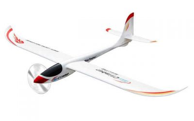 Планер Nine Eagles Sky Climber (White ARF Version) NE30177624014002A (NE R/C 776B) Белый