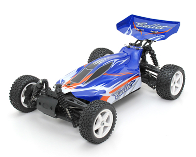Автомобиль ACME Racing Bullet 4WD 1:10 коллекторный 2.4GHz RTR A2011T-V1 Синий