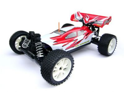 Автомобиль BSD Racing Buggy 4WD 1:10 2.4GHz EP (Red RTR Version) BS701G Red